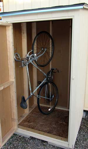 Fernando: Build a bike shed plans Must see